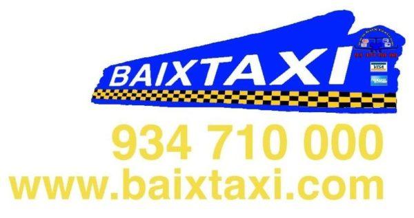 taxi baix llobregat