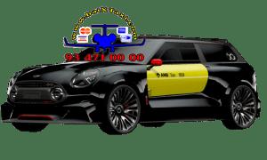 taxi corbera