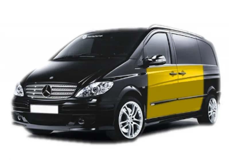 Taxi Monovolumen 7 plazas